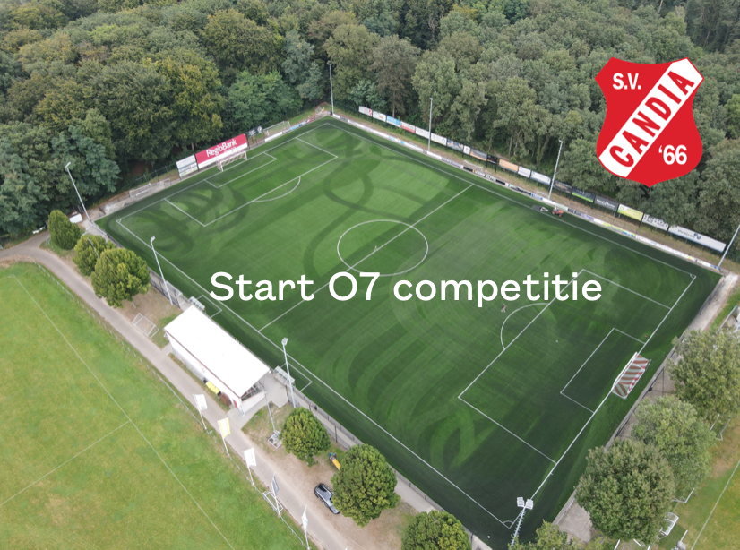 Start O7 competitie