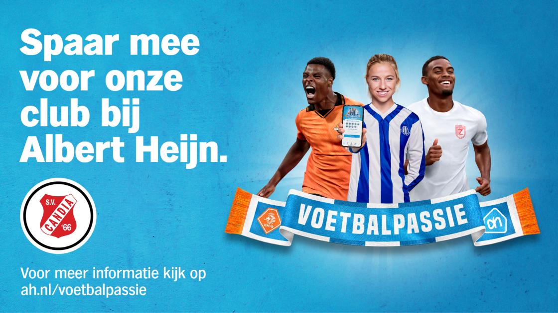 Help ons aan smartgoals en spaar mee met Voetbalpassie!
